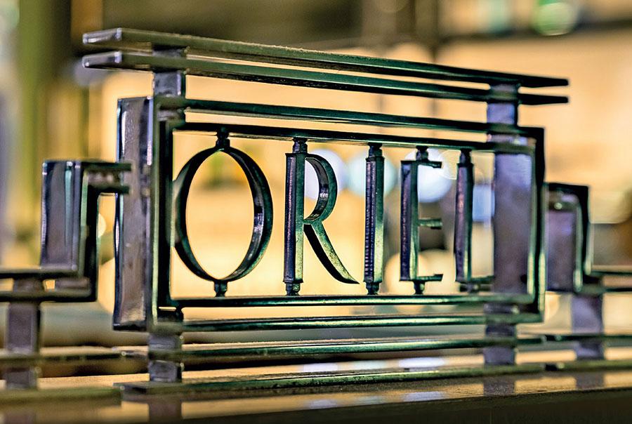 Oriel Grande Brasserie - Brand Repositioning